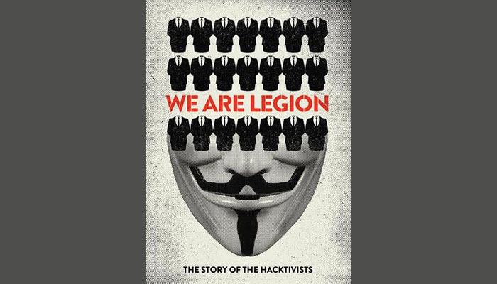 """WE ARE LEGION"" — film dokumentalny"
