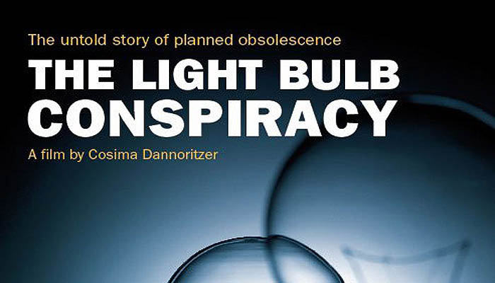 "THE LIGHT BULB CONSPIRACY"" — film dokumentalny"